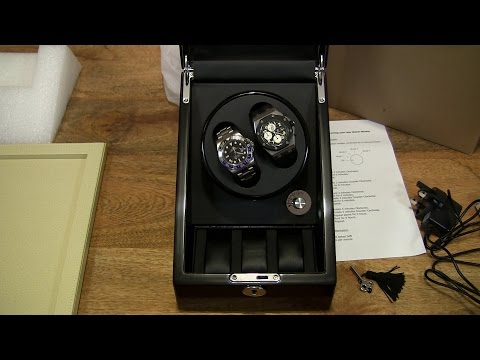 Excelvan Twin Automatic Watch Winder