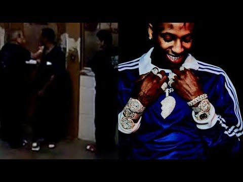 Nba Youngboy Fight In Atlanta Jail Get Transfer To Protective Custody..DA PRODUCT DVD