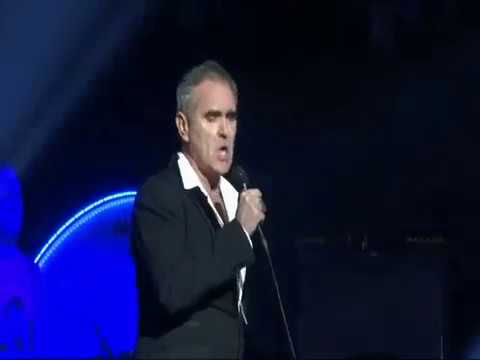 Morrissey  - Back on the chain Gang (The Pretenders Cover)
