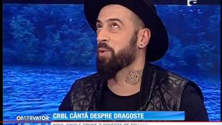 """CRBL lansează single-ul şi videoclipul """"Plânge sufletul meu"""""""