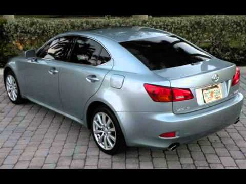 2006 lexus is 250 ft myers fl for sale in fort myers fl youtube. Black Bedroom Furniture Sets. Home Design Ideas