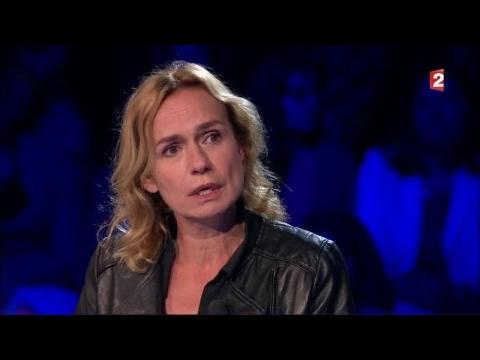 Sandrine Bonnaire - On n'est pas couché à Cannes 27 mai 2017 #ONPC