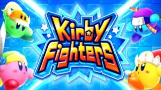 【Kirby Fighters Gameplay!】Kirby Triple Deluxe