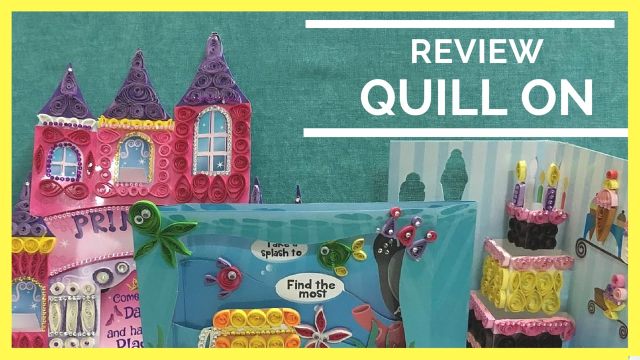 Papercraft Review: Quill On the fastest multipurpose quilling tool