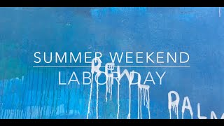 Summer Weekend Labor Day Weekend (daily Dose, Bachi Burger, Lacma)