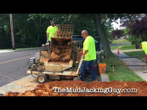 The Mudjacking Guy Homepage