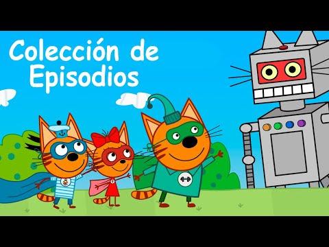 KidECats en Español   Сolección de Dibujos Animados Para Niños 2021