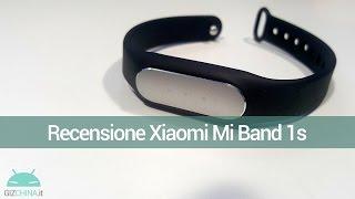 Xiaomi Mi Band 1s recensione in italiano by GizChina.it