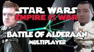 STAR WARS EMPIRE AT WAR - Battle of Alderaan! IT