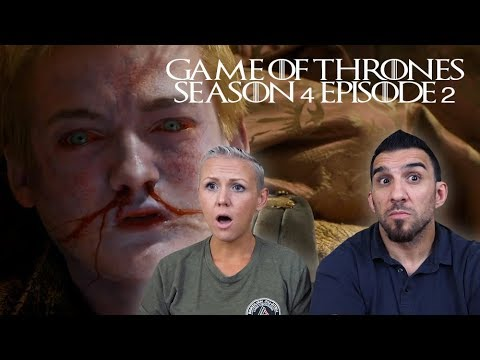Game of Thrones Season 4 Episode 2 'The Lion and the Rose' REACTION!!