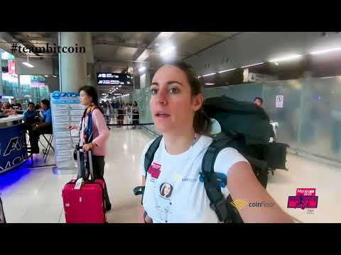 Travelling using only Bitcoin in Bangkok, Thailand - The pay