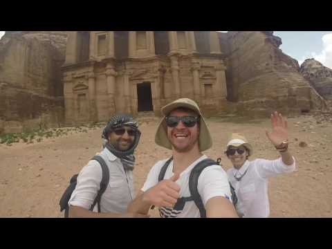 Travel video Ireland, Israel,Jordan and Egypt
