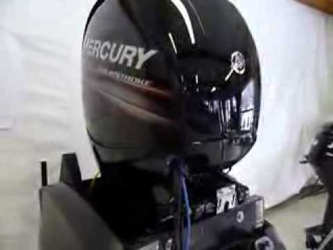 Troll Control Demo with 2013 Mercury 150 hp 4 stroke