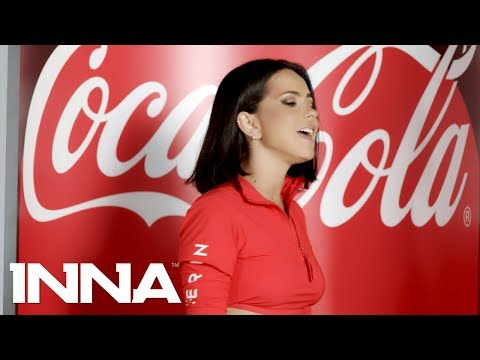 """Teaser INNA - Iguana"" - Album exclusiv pe dozele Coca-Cola Zero Zahar"
