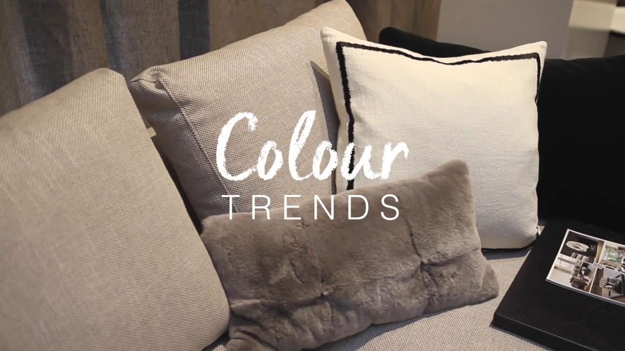 Kleurentrends clairz interior design salon residence youtube