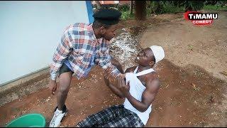 LAZIMA UCHEKE: CHALII YA R KIBOKO uchawi wa mpemba leo umedunda