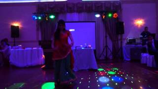 Anniversary dance - Ganesh Vandana performance