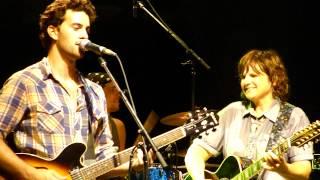 Tangled Up in Blue Indigo Girls Live Richmond Virginia July 26 2012.