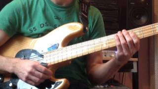 Mark King - Slap Bass lesson - Must know muting technique