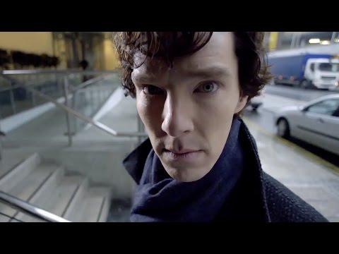 Suicide or Murder? | The Blind Banker | Sherlock