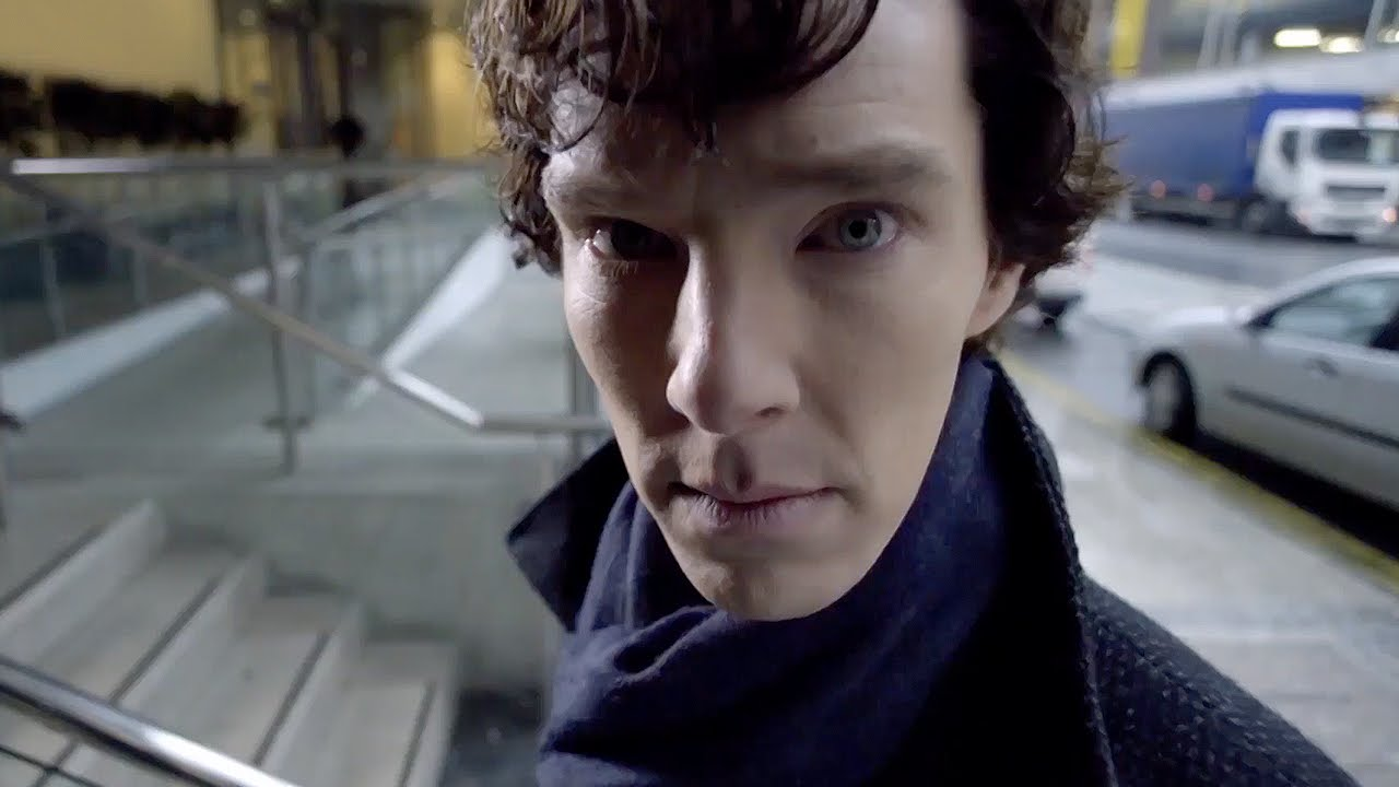 Suicide Or Murder The Blind Banker Sherlock Youtube