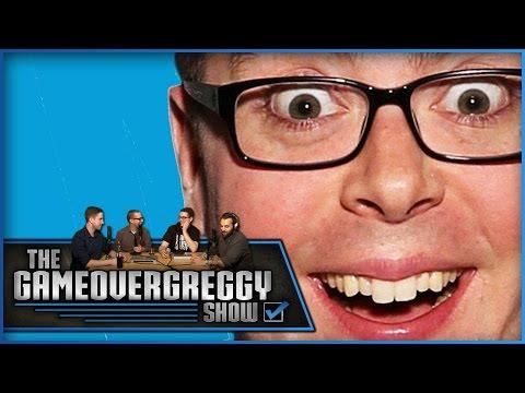 Greg Is Really Weird - The GameOverGreggy Show Ep. 101 (Pt. 1)
