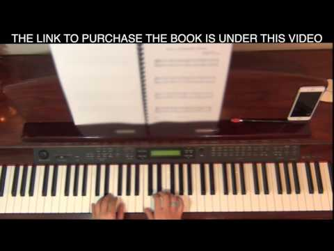 Learn To Play The Piano  Song Book 1  Demonstration