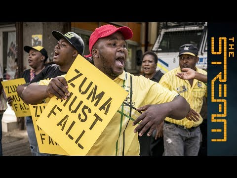 🇿🇦 #ZumaExit: Will South Africa's Jacob Zuma resign?   The Stream