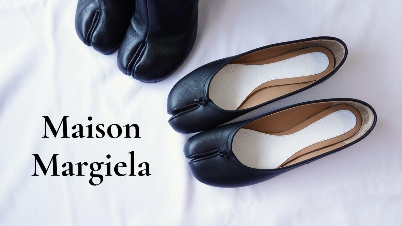 足袋 ローファー マルジェラ