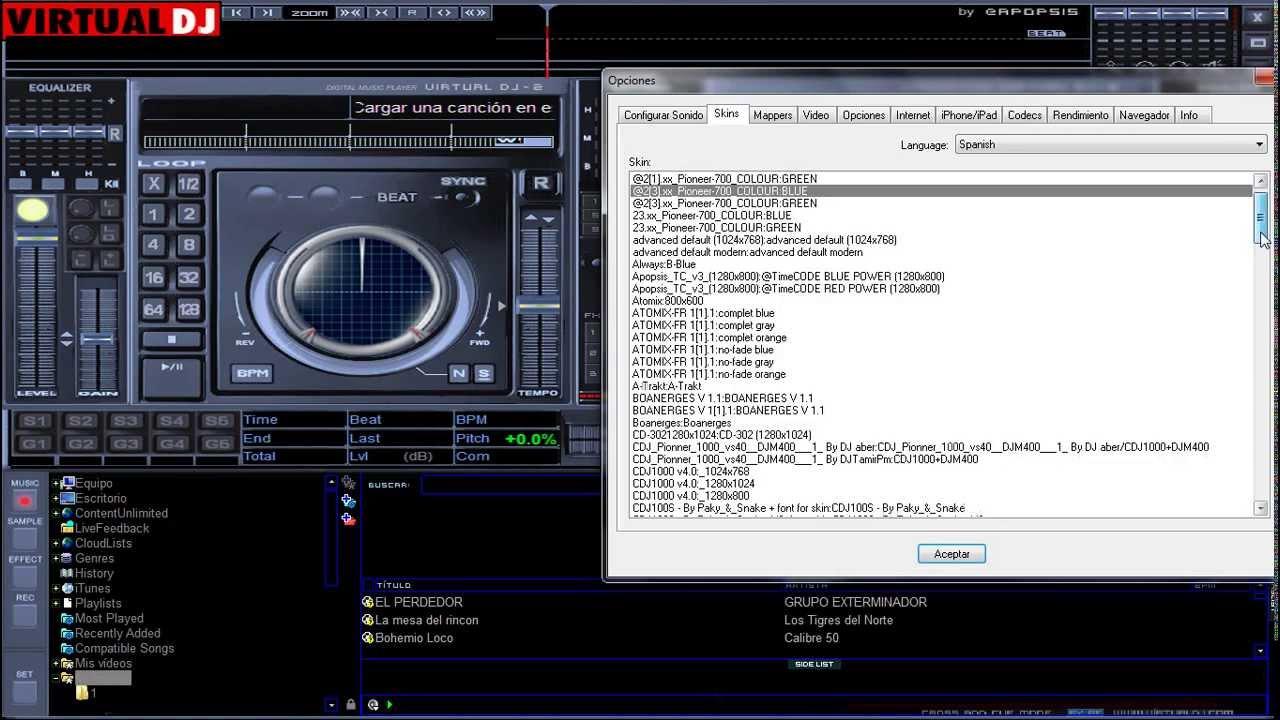 Virtual dj software user manual features sampler.