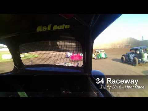 34 Raceway - 3 July 2018