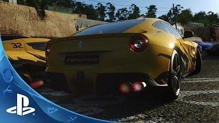 DRIVECLUB - Gamescom 2014 | PS4