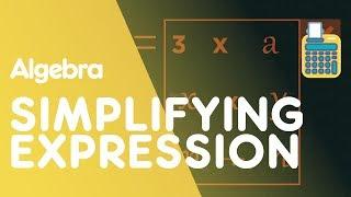 Simplifying Expressions | Algebra | Maths | FuseSchool