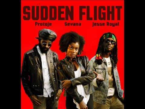 Protoje ft. Jesse Royal & Sevana - Sudden Flight
