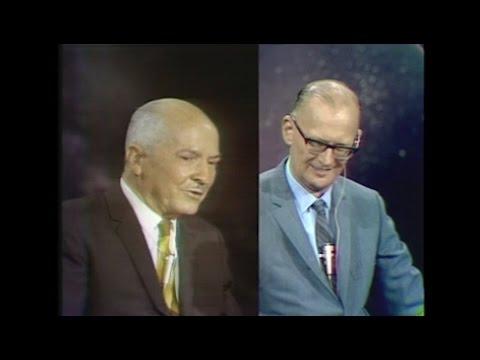 CBS News - Robert Heinlein and Arthur C. Clarke interview with Walter Cronkite – Apollo 11