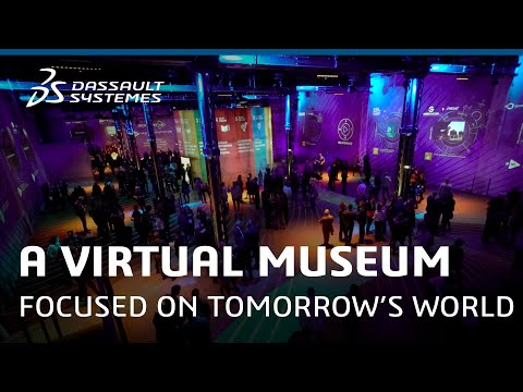 Museum of Innovation: Immerse yourself at the heart of the 3D universe - Dassault Systèmes