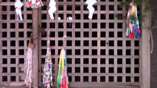 【洩矢諏訪子聖地巡礼】 物部守屋神社  もう一つの洩矢神社 東方project