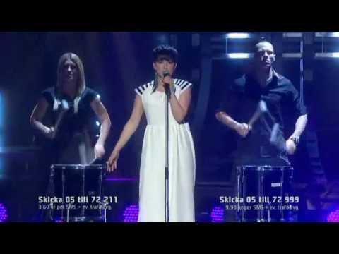 Carolina Wallin Pérez - Sanningen (Melodifestivalen 2012)