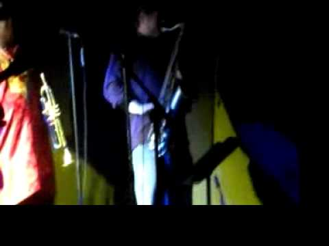 Pete Wall sax solo w/ Brian Jordan Band and Bernie...