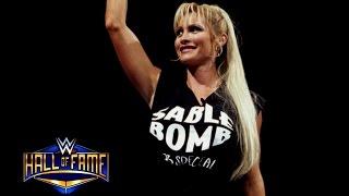 WWE Hall of Fame - Sable
