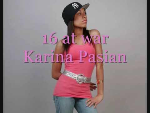 16 at war-karina pasian
