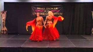 Belly Dance Soulfire - Belly Dancer of the Universe Troupe Champions