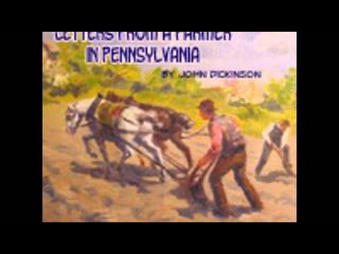 Letters From A Farmer In Pennsylvania Full Audio Book English Unabridged - 2017