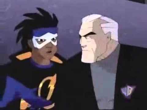 Static Shock - Batman Beyond In 'Future Shock'