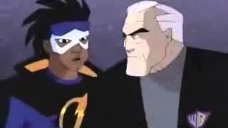"Static Shock - Batman Beyond In ""Future Shock"""