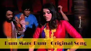 Dam Maro Dam / Dum Maro Dum - The Original Song. Hare Krishna Hare Raam