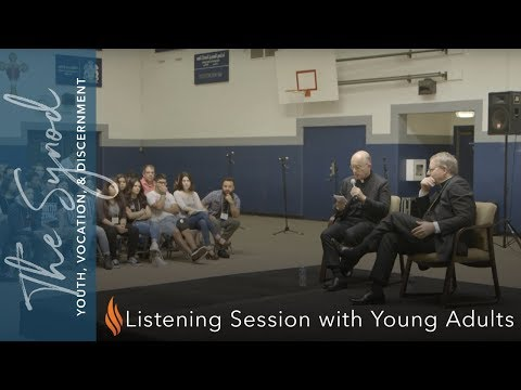 2018 Synod: Listening Session with Young Adults
