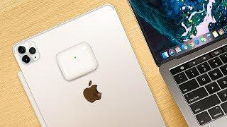 "Gambar cover iPad Pro 2019 | No October Event? - AirPods Pro + MacBook Pro 16"""