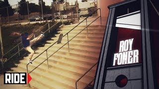 15 Stair Head Slam - Roy Foner
