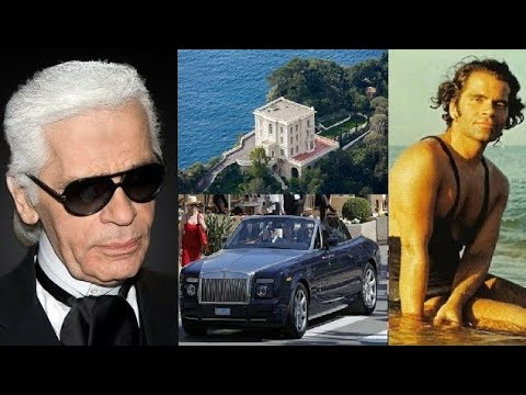 Karl Lagerfeld - Lifestyle | Net Worth | Fasion | Houses | Wife | Family | Biography | Information